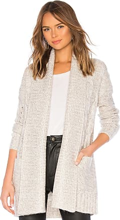 Tularosa Trento Cardigan in Light Gray