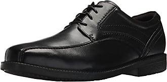 Rockport Mens Style Leader 2 Bike Toe Oxford Shoe, black, 16 M US
