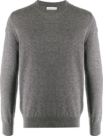 Moncler knitted jumper - Cinza