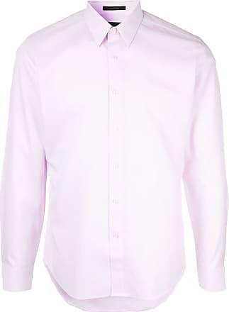 Durban Camisa com colarinho - Rosa