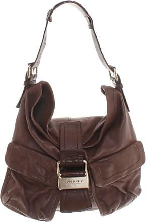 Givenchy gebraucht - Givenchy-Handtasche aus Leder - Damen - Braun - Leder