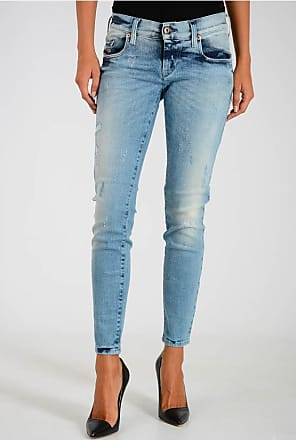 9fca977f110f Diesel 12cm GRUPEE-ANKLE L.32 Low Rise Jeans size 29
