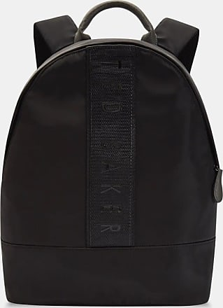 Ted Baker Nylon Backpack in Black REGON, Mens Accessories
