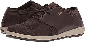 Olukai Makia Ulana (Espresso/Husk) Mens Shoes