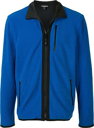 James Perse Y/Osemite zipped jacket - Blue
