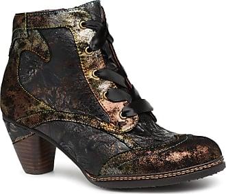 9e6582dd532c65 Laura Vita Alizee 018 - Stiefeletten & Boots für Damen / mehrfarbig