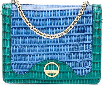 Emilio Pucci small leather wallet - Azul