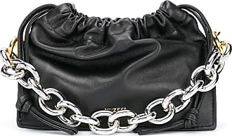 Yuzefi mini Bom chain-strap bag - Black