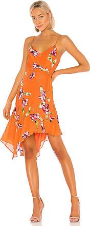 Parker Monroe Dress in Orange