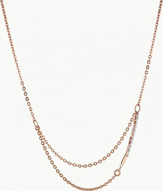 Liu Jo Liu Jo Women Collana con brill ROSE GOLD