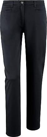 Brax Comfort Plus-jeans i modell Cordula från Raphaela by Brax blå 9ed0f4b4f0916