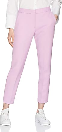 French Connection Womens Sundae Trouser Suit, Pink (Kyoto Blossom 60), (Size:12)