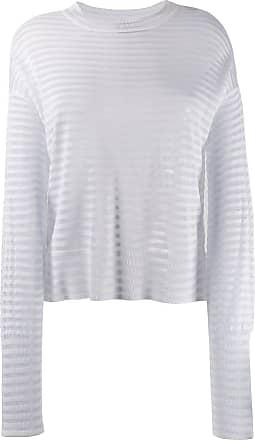 Rta striped sweater - Branco