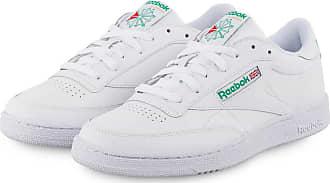 Reebok Sneaker CLUB C 85 - WEISS/ GRÜN