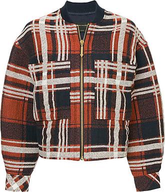 Karen Walker Checkmate jacket - Multicolour