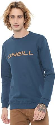 O'Neill Moletom Flanelado Fechado ONeill Lin Azul