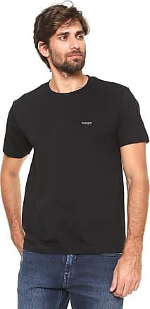 Wrangler Camiseta Wrangler Collecti Preta