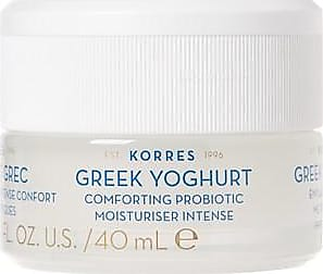 Korres Hydration Greek Yoghurt Comforting Probiotic Moisturiser Intense Cream 40 ml