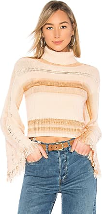 Free People Close To Me Pullover in Peach