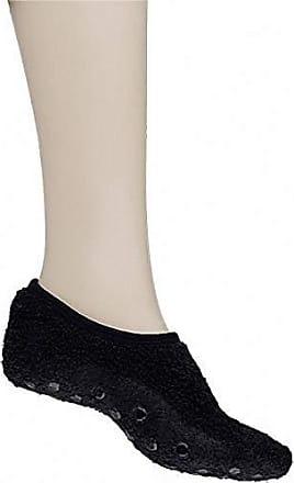 Camano Damen Kuschel-Sneakersocken 2er-Pack