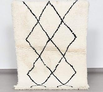 Benisouk Beni Ourain rug 3.1 x 4.5 ft