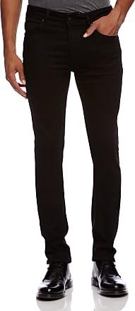 Religion Mens Noize Skinny Jeans, Black (True Black.), W30/L32 (Size: 30.0)