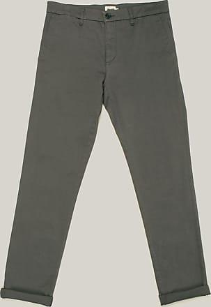 Brava Fabrics Mens Chino Pants - Mens Casual Chino Pants - Chino Pants for Men - Model Lama Lama Stone