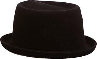 Sombreros De Fieltro para Hombre en Negro de 6 Marcas  8fb5de7d5f8