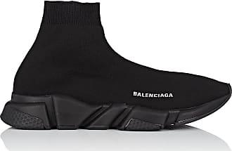 c9d74638f7b Balenciaga Mens Speed Knit Sneakers - Black Size 10 M
