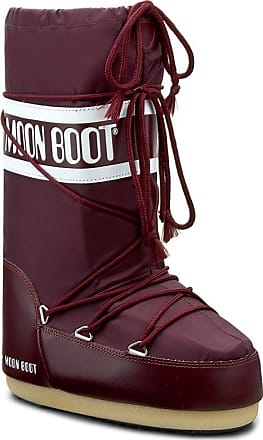 Moon Boot Bottes de neige MOON BOOT - Nylon 14004400074 Borgogna D c47952102e91