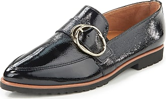 Paul Green Loafers gold-coloured buckle Paul Green black