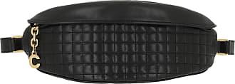 Celine C Charm Belt Bag Quilted Leather Black Gürteltasche schwarz