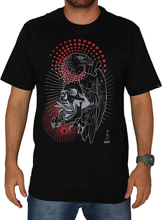 MCD Camiseta Mcd Eagle Skull - Preta - M