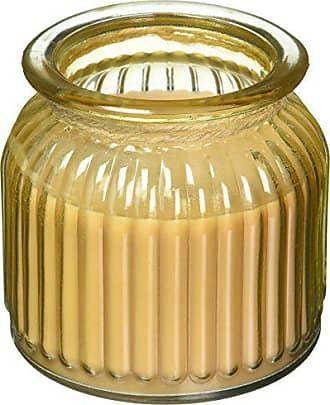 Zingz & Thingz Zingz and Thingz Vanilla Cinnamon Ribbed Jar Candle
