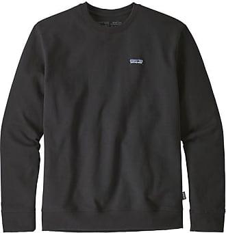 Patagonia Schwarzes P 6 Label Uprisal Crew Sweatshirt - XL