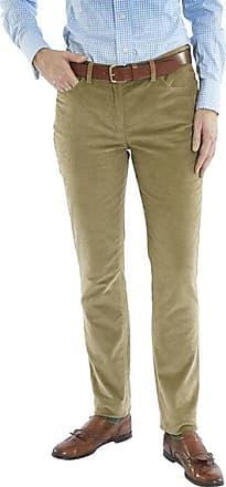 Franken & Cie. Corduroy trousers, beige