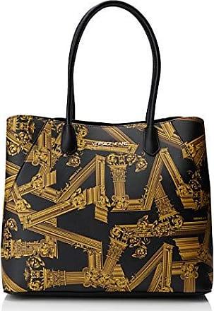 fdcffe9d0c Versace Jeans Couture Bag, Borsa a Zainetto Donna, Nero, 15.5x30.5x6