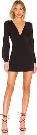 Privacy Please Copeland Mini Dress in Black