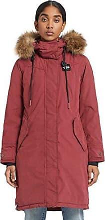 Khujo Damen Wintermäntel in Rot | Stylight