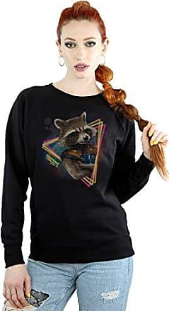 Damen Sweatshirts in Schwarz von MARVEL® | Stylight