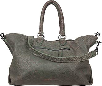 1b33a57c01f7 1stdibs Liebeskind Berlin Green Embossed Snake Leather Maxine Bag Tote