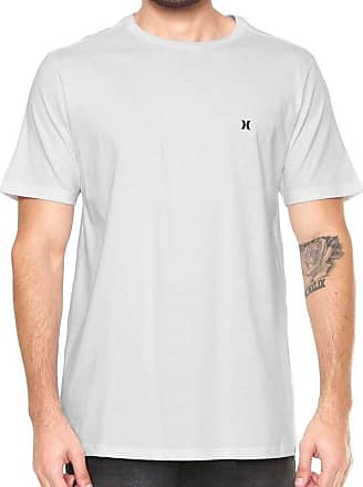 Hurley Camiseta Hurley Silk Icon Cor:Branco;Tamanho:P