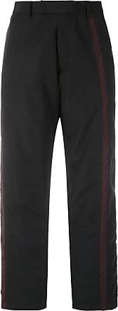 Uma Calça Manta estilo alfaiataria - Preto