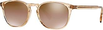 Oliver Peoples OV5298SU 147142 Blush Finley Esq. Sun Oval Sunglasses Lens Categ