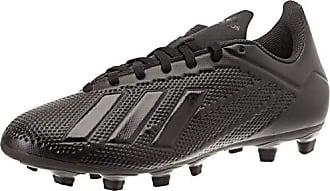 sale retailer 32a11 3be33 adidas X 18.4 FG, Chaussures de Football Homme, Noir (Negbás Ftwbla 000