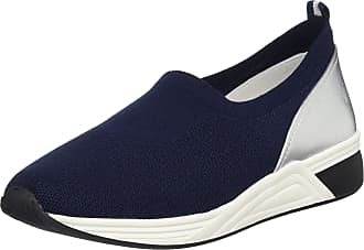 Marco Tozzi Womens 2-2-24706-24 Loafer, Blue Navy Comb 890, 5 UK