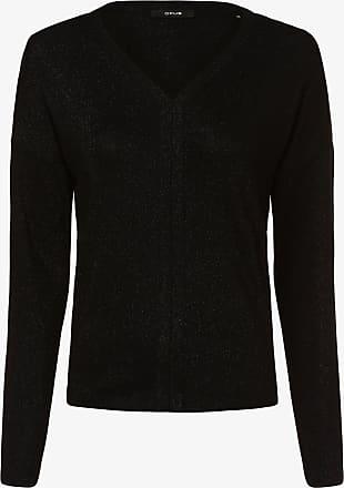 OPUS Damen Pullover - Senkina schwarz