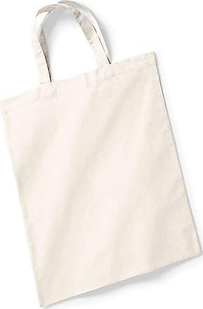 Westford Mill Bag For Life - Short Handles - Natural - ONE