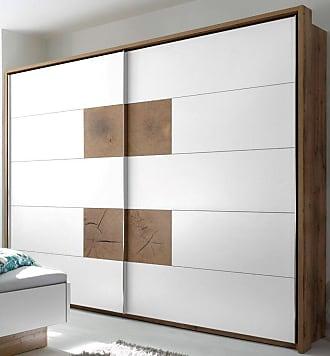 Loftscape home24 Armoire à portes coulissantes Lentia