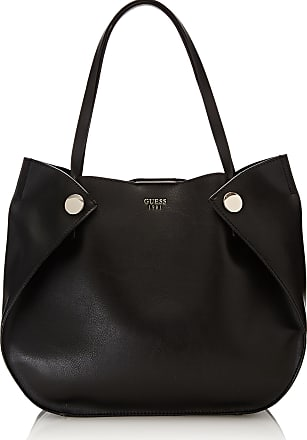Guess Womens HWVG6783230 Shoulder Bag Black Black (Nero Black) 619cd64cbd100
